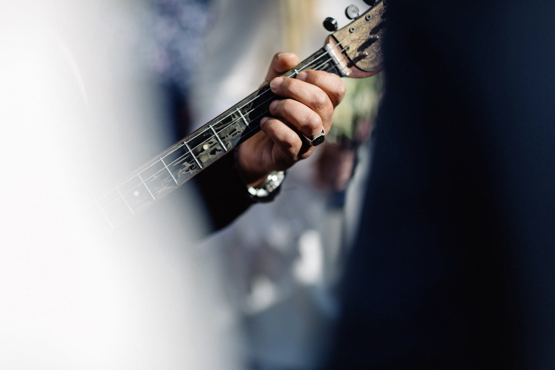 gypsy, guitarist, guitar, close-up, ring, hand, music, concert, musician, band