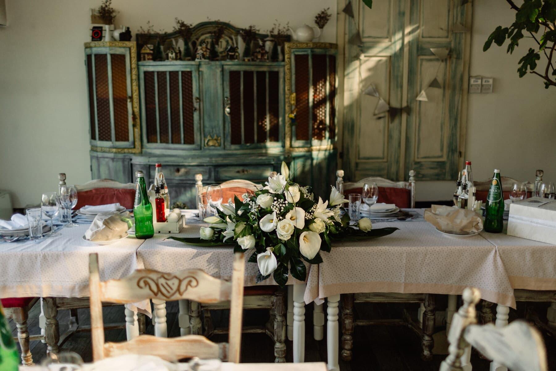 Cafeteria, Restaurant, Kantine, Bankett, Essbereich, Tischdecke, Tabelle, Geschirr, Interieur-design, Möbel