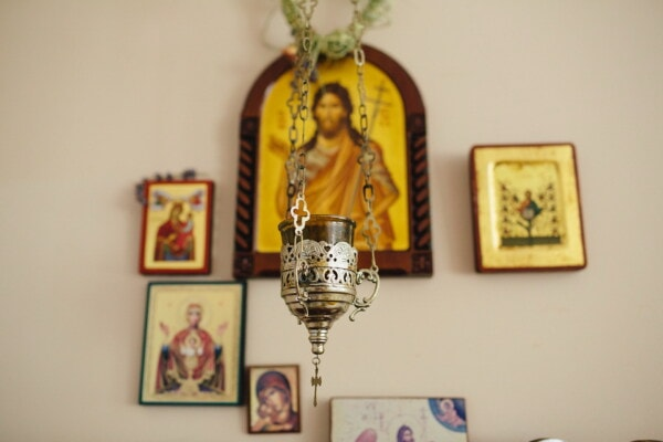 religious, wall, room, fine arts, saint, icon, living room, decoration, art, religion