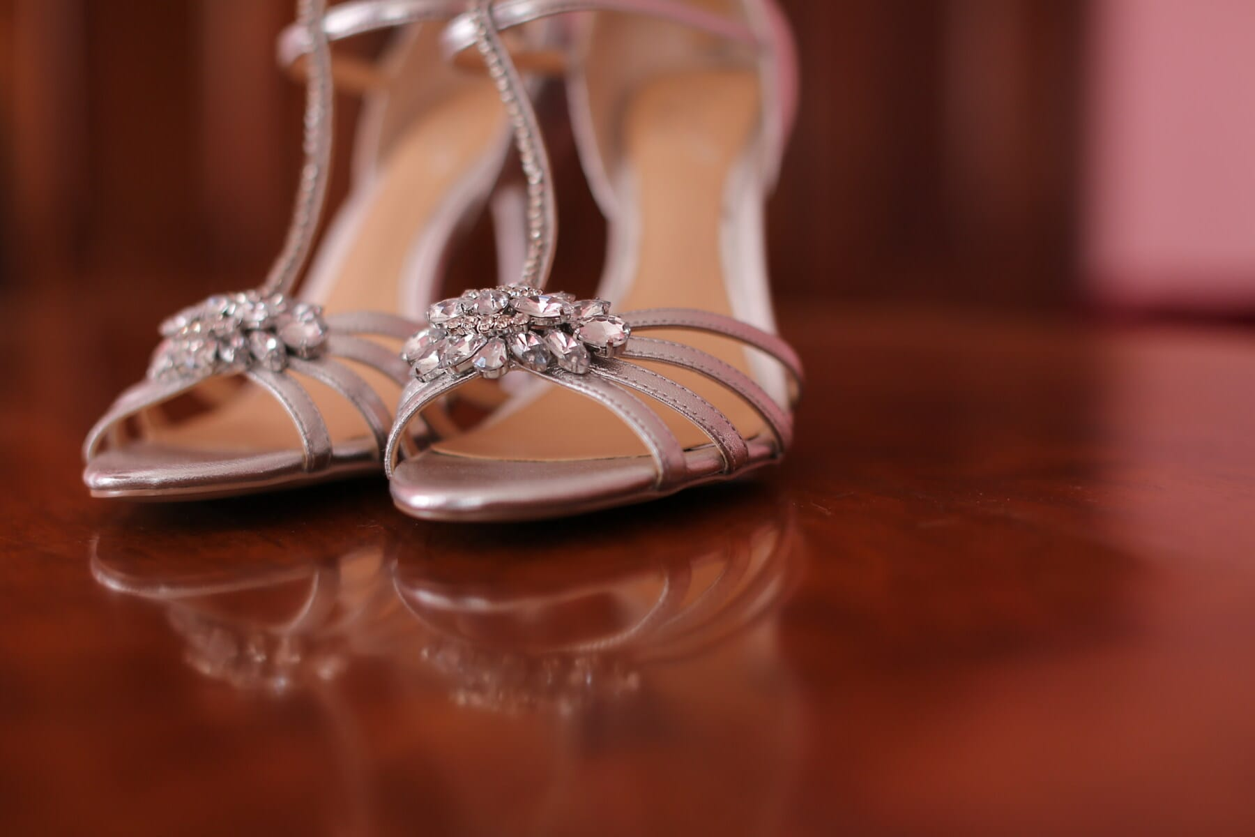 bijoux, crystal, sandale, chaussures, talons hauts, chaussures, chaussure, mode, brillante, élégant