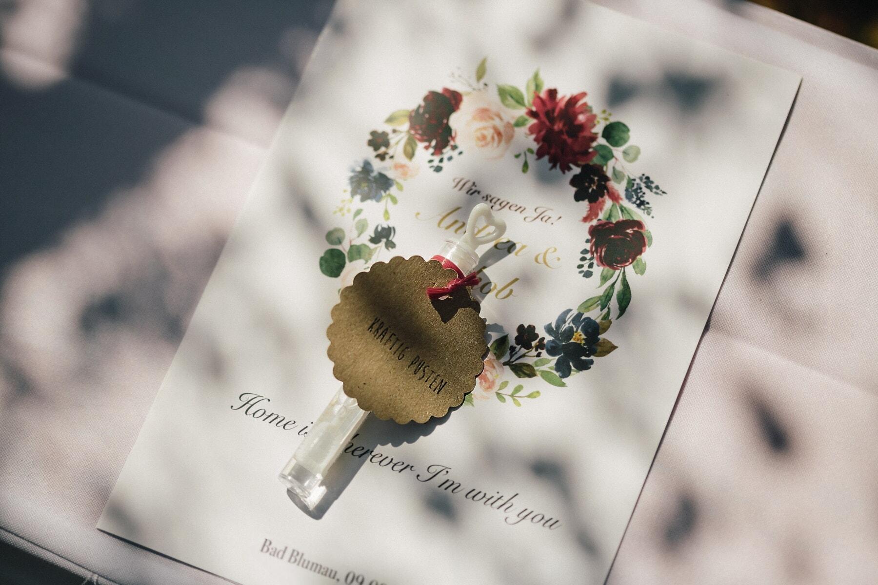 message, Valentine's day, love, card, paper, outdoors, retro, blur, still life, vintage