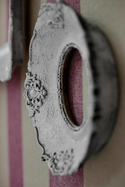style, vintage, cadre, baroque, démodé, Retro, vieux, bois, sale, antique