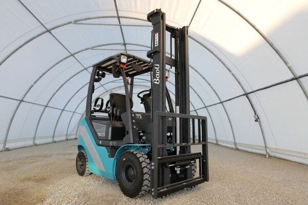 forklift, machine, heavy, machinery, industrial, shipping, delivery, industry, vehicle, model