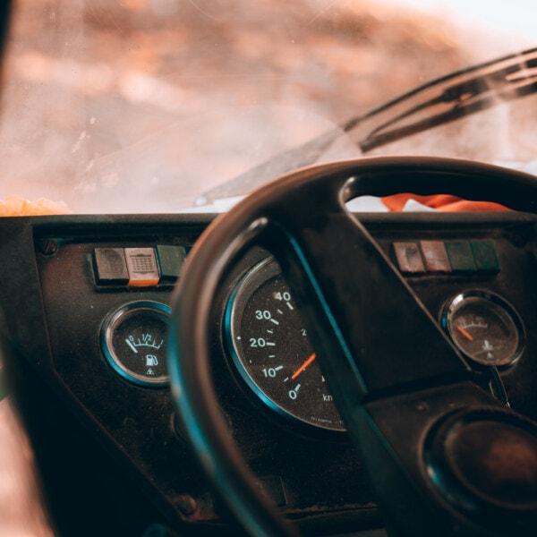 ohjauspyörä, hallita laudoittaa, mittari, vanhanaikaisia, kuorma, nopeusmittari, ajoneuvon, valvonta, klassikko, Dashboard
