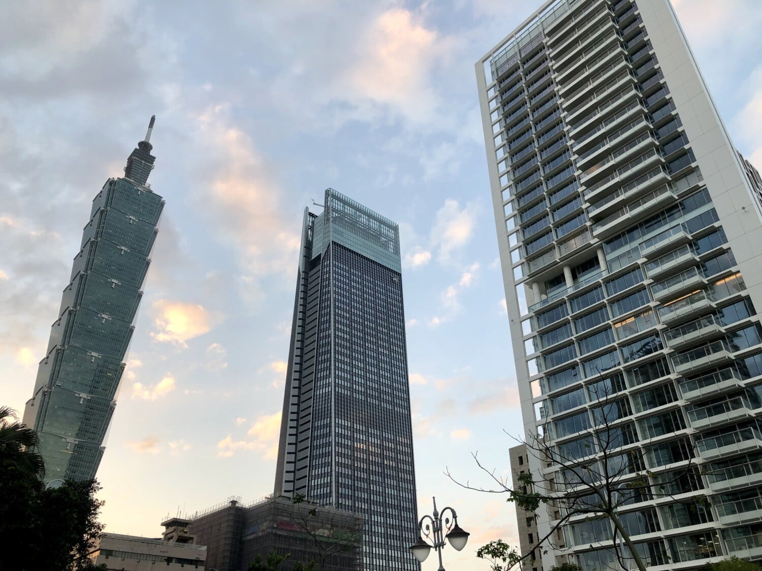 tower, Asia, skyscraper, buildings, cityscape, downtown, building, tall, city, architecture