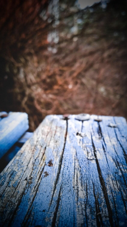 aus Holz, Planken, Blau, malen, Verfall, alt, verlassen, Holz, Natur, Dunkel