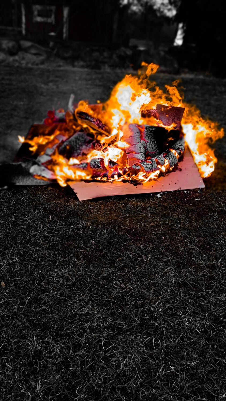 campfire, fire, firewood, heat, flames, burning, burn, flame, bonfire, smoke