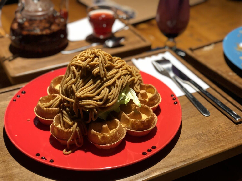 spaghetti, Italien, restaurant, dîner, table à dîner, pâtes alimentaires, plaque, alimentaire, délicieux, cuisine