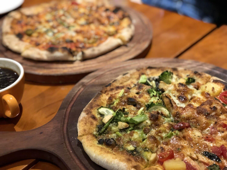 Pizza, végétarien, légumes, légume, dîner, alimentaire, poivre, déjeuner, repas, sauce