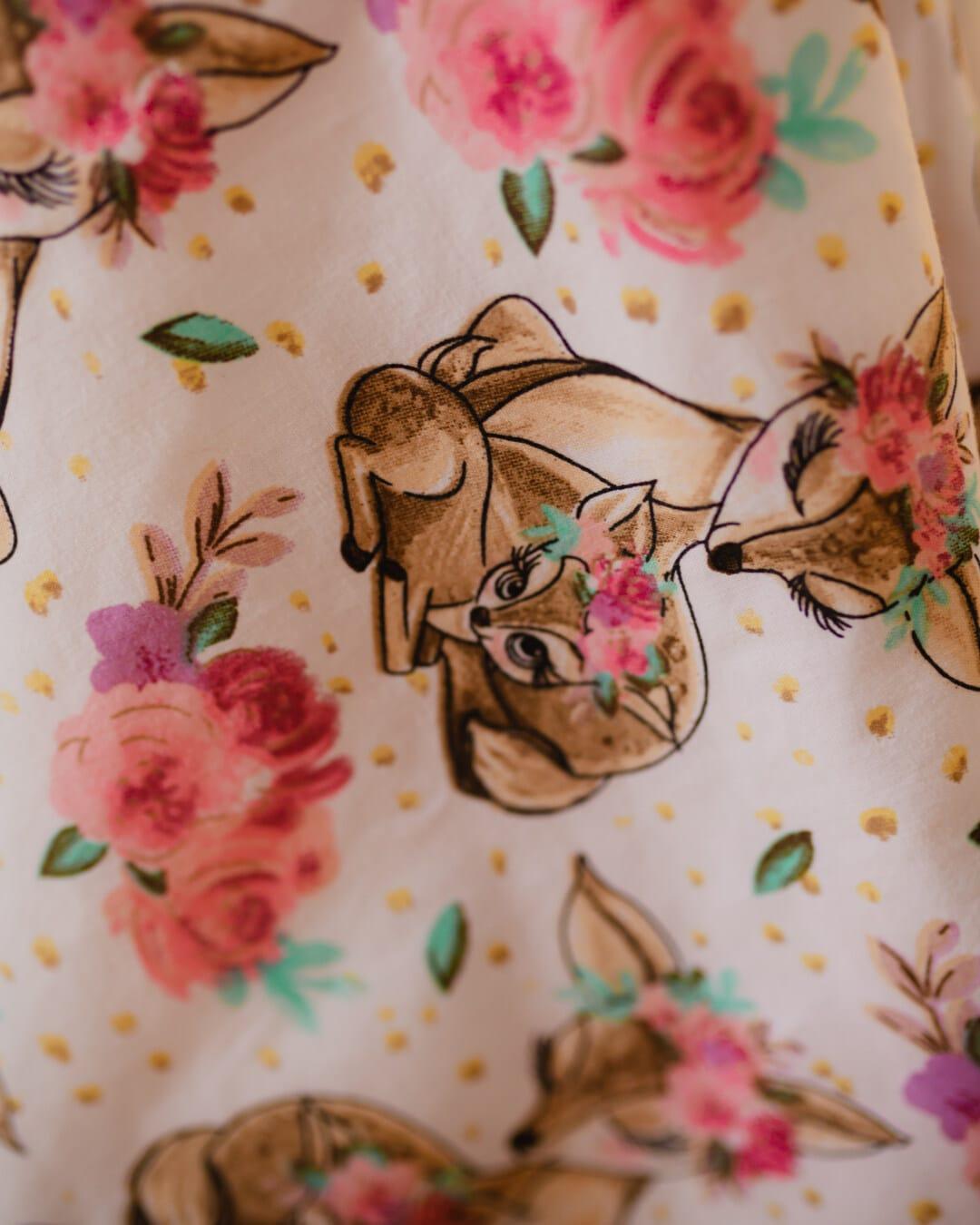 textile, texture, coton, fleur, mouchoir, feuille, conception, Retro, art, décoration