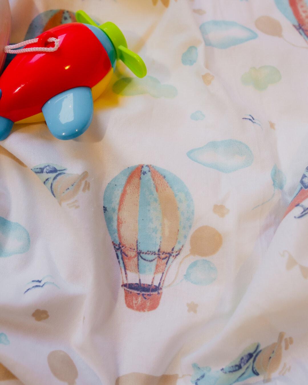 Flugzeug, Kunststoff, Spielzeug, heiße Luft, Ballon, Kreativität, Decke, Textil-, Design, Geburtstag
