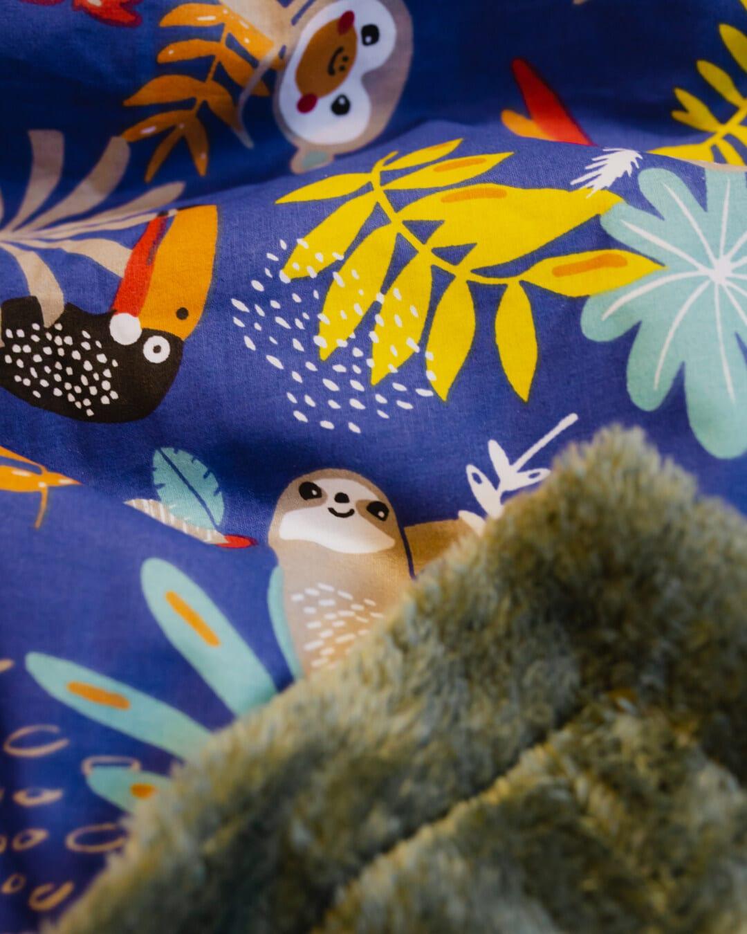 textile, animaux, coton, modèle, couleur, nature, décoration, conception, art, à l'extérieur