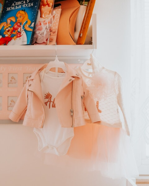 穿衣服, 夹克, 宝贝, 时尚, 室内, 优雅, 股票, 衣柜, 商品, 漂亮