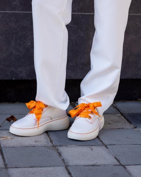 silk, white, pants, outfit, elegant, sneakers, legs, fashion, style, glamour