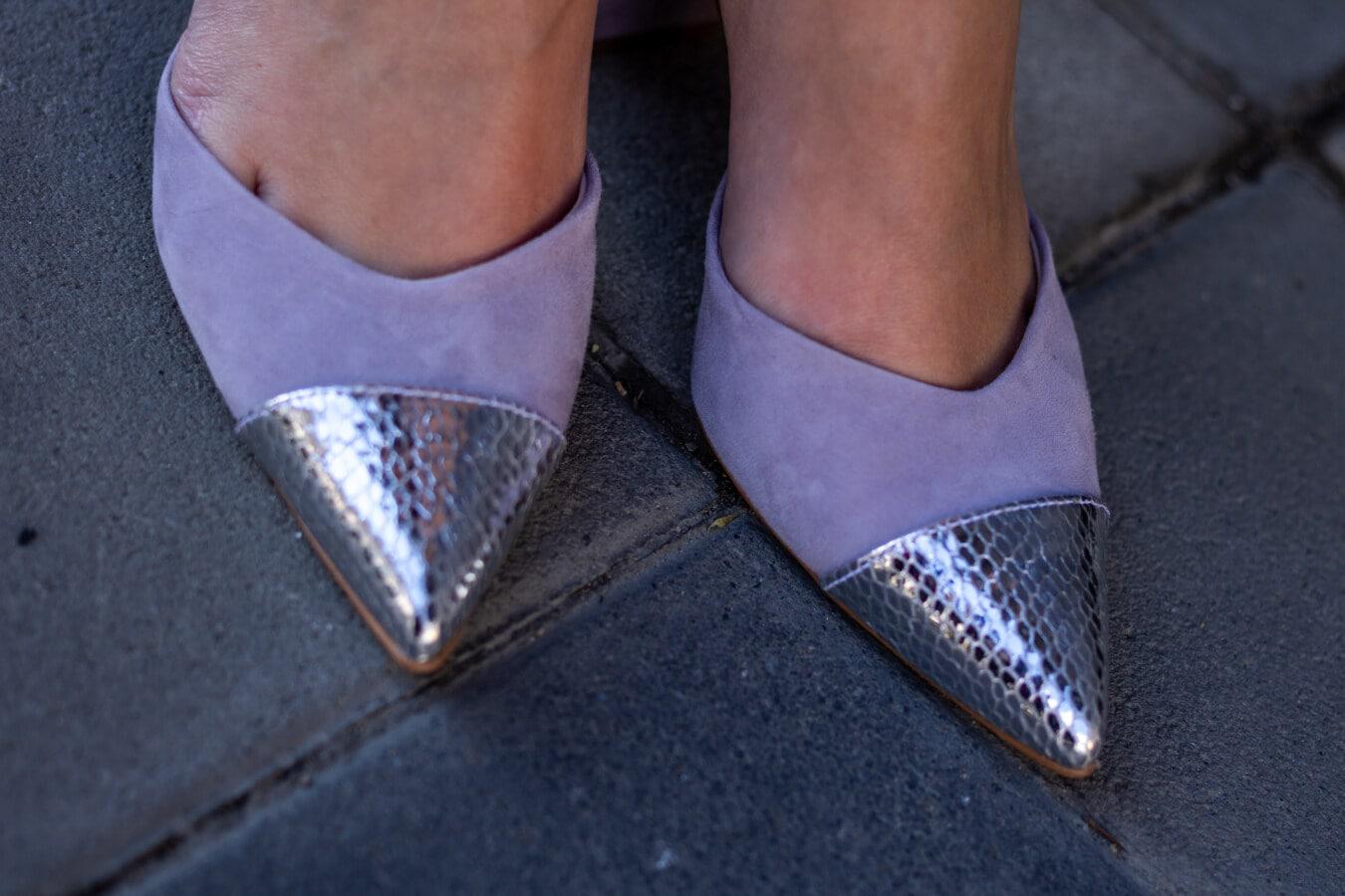 รองเท้าแตะ, คลาสสิก, ส่องแสง, ขา, ฟุต, ทางเท้า, แฟชั่น, ลักษณะ, สง่างาม, ร่างกาย