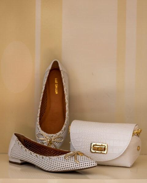 Leder, Handtasche, weiß, elegant, Schuhe, Lust auf, Schuh, Schuhe, Verkleidung, Klassiker
