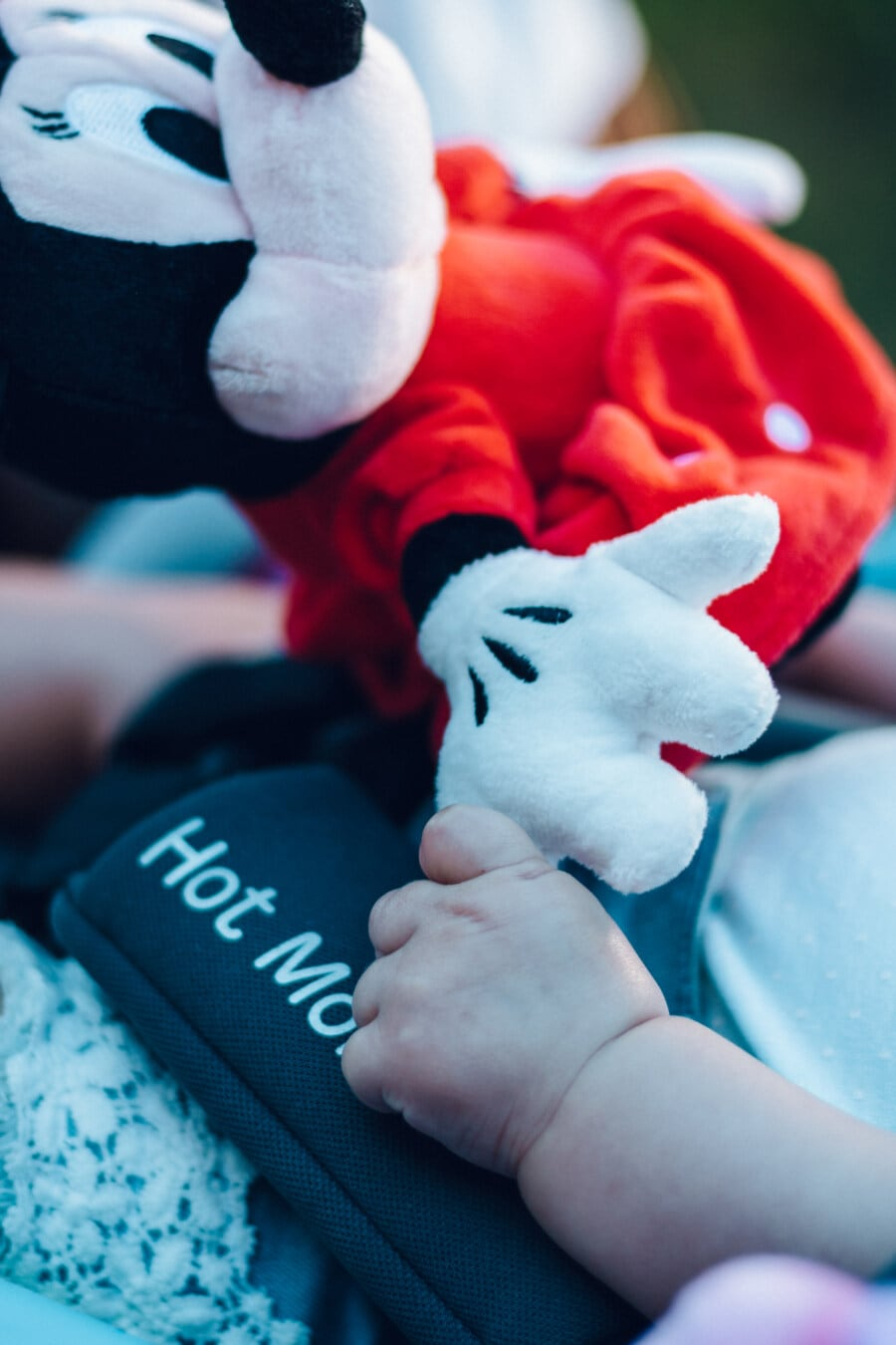 toy, plush, baby, child, cute, indoors, fun, hand, finger, adorable