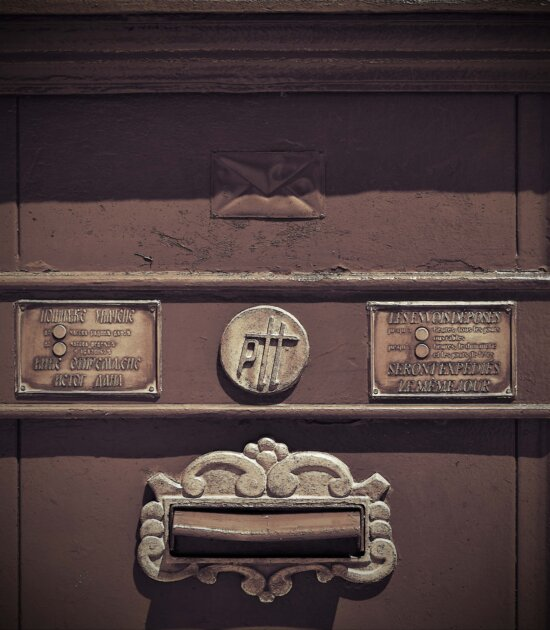 old, history, mailbox, telegraph, vintage, sign, symbol, retro, classic, box