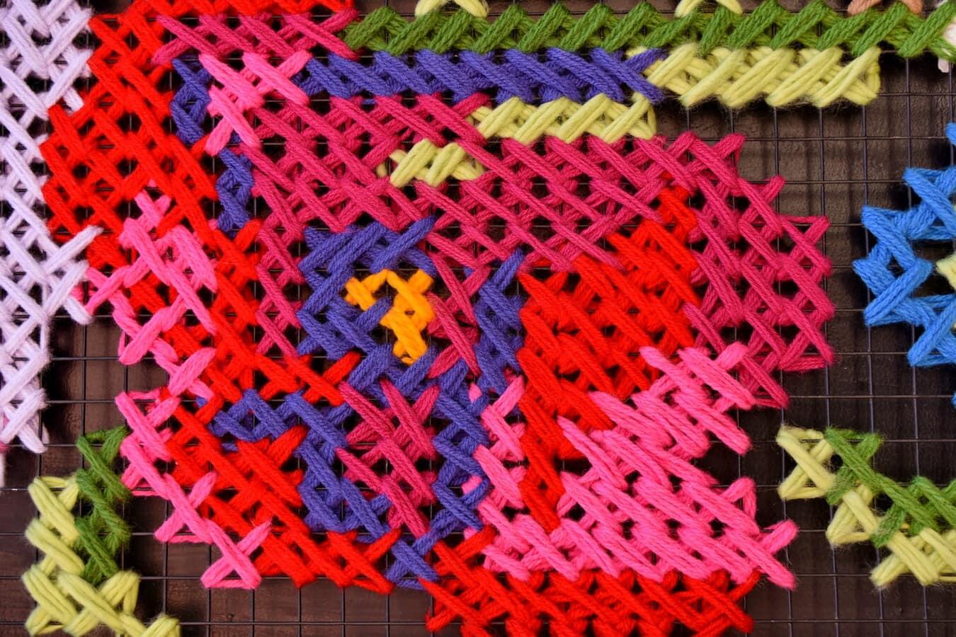 Thread, Stricken, Wolle, Knot, Textur, Muster, Design, Material, Kunst, Oberfläche