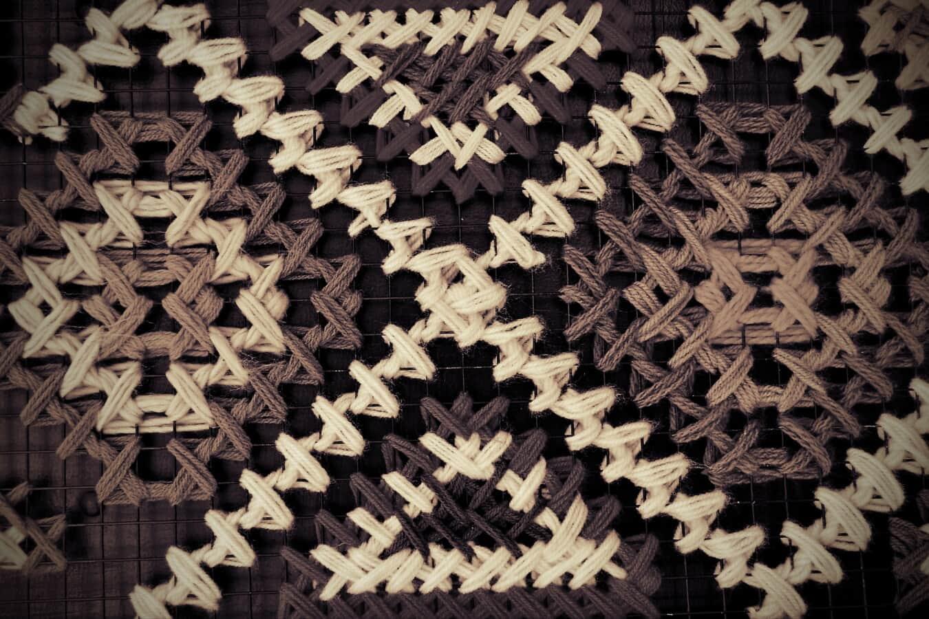 nod, textura, ambarcaţiuni, lână, tricotat, lucrate manual, fibra, sepia, stil vechi, model