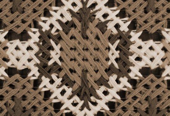 сепия, нишка, ръчно изработени, традиционни, вълна, занаят, абстрактни, дизайн, модел, текстура