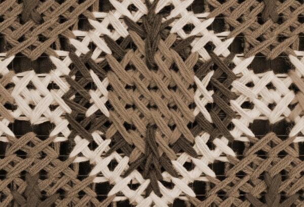 sépia, thread, fait main, traditionnel, laine, artisanat, Résumé, conception, modèle, texture
