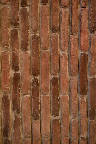 xây dựng, gạch, vữa, thẳng đứng, bề mặt, bức tường, kết cấu, Mô hình, cũ, gạch