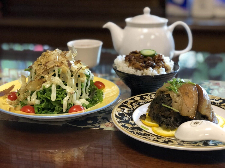 Σαλάτα, τσαγιέρα, μεσημεριανό γεύμα, ρύζι, τροφίμων, Κινεζικά, γεύμα, Πλάκα, δείπνο, νόστιμα