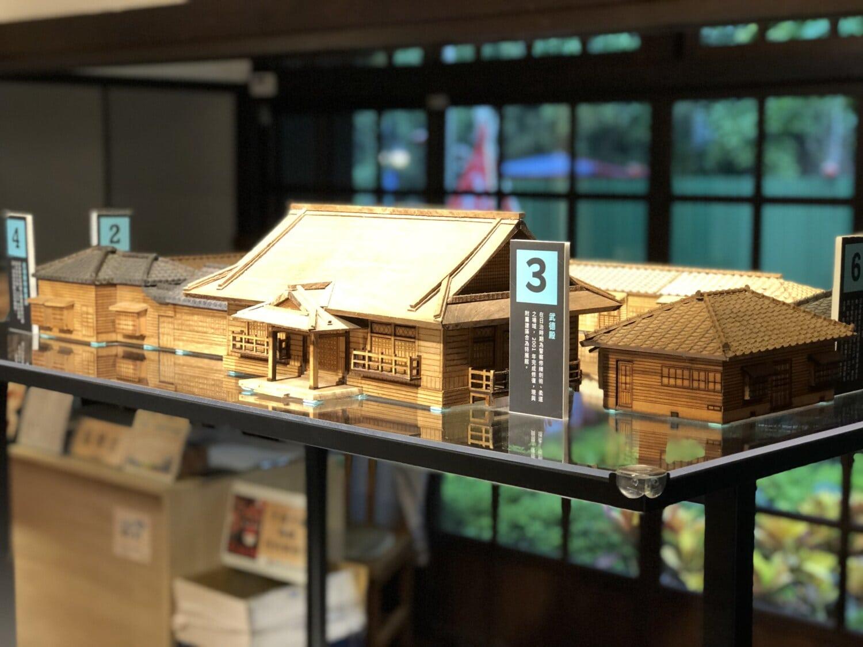 museum, hus, tre, miniatyr, innendørs, virksomhet, rom, arkitektur, beholder, tre