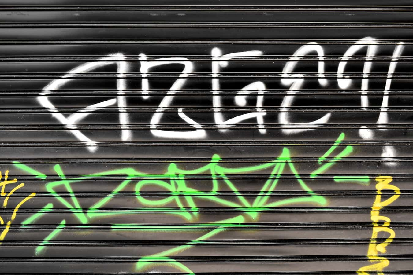 abstract, graffiti, sign, metal, vandalism, urban area, pattern, design, line, art
