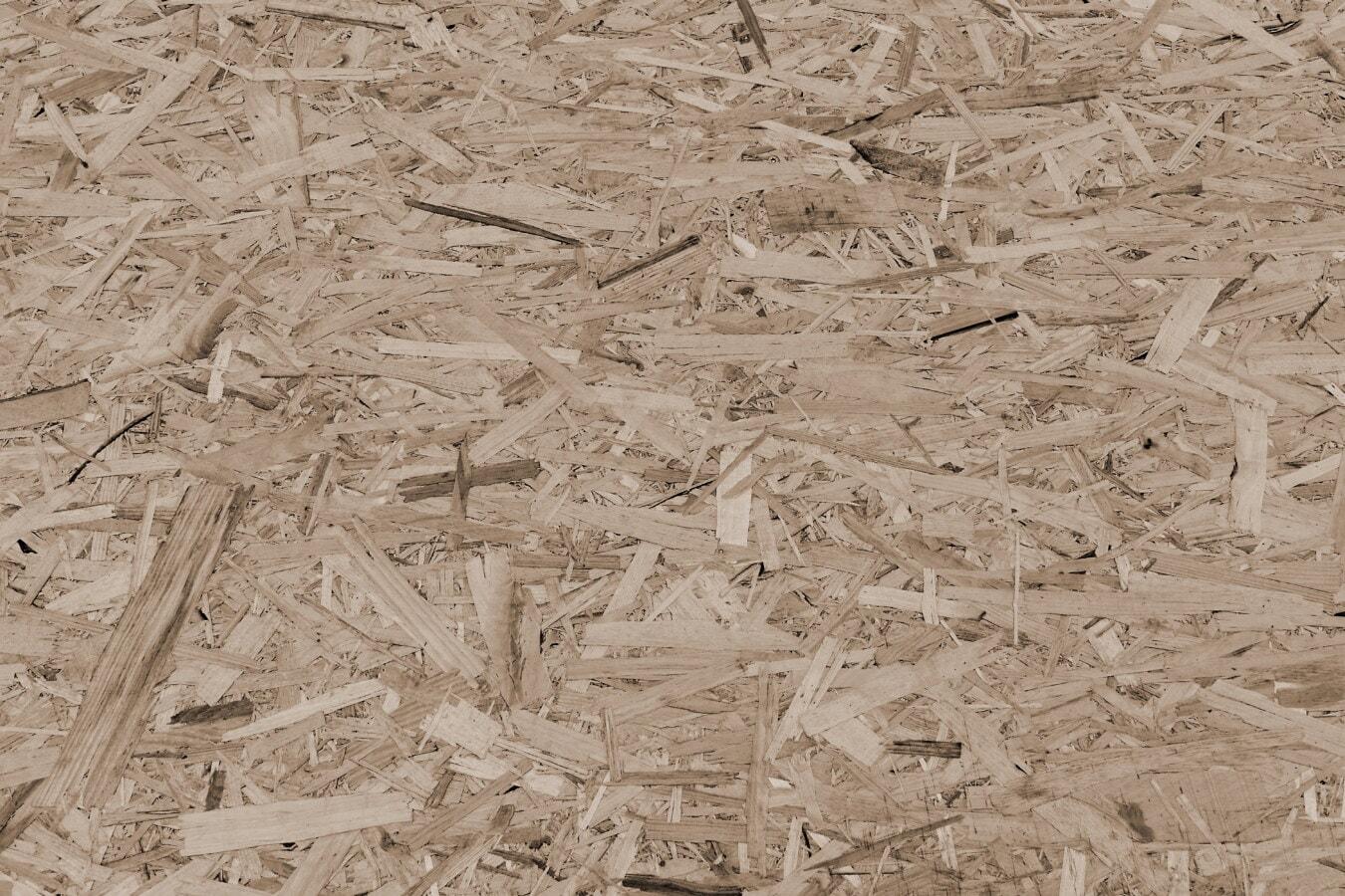 Sägemehl, Spanplatte, Material, hellbraun, Textur, aus Holz, Oberfläche, Sperrholz, rau, Holz