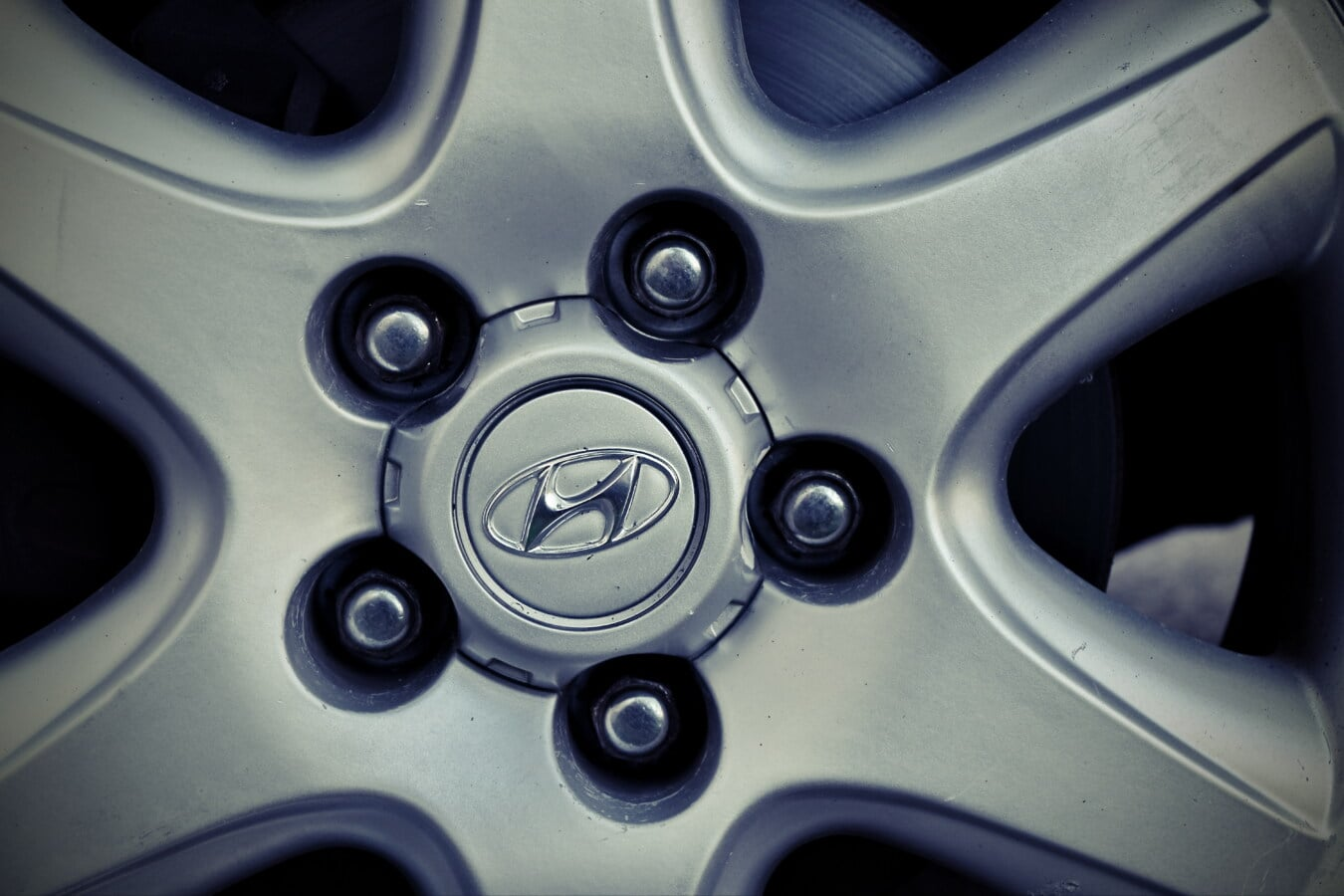 automobile, machine, roue, chrome, voiture, jante, véhicule, en voiture, technologie, pneu