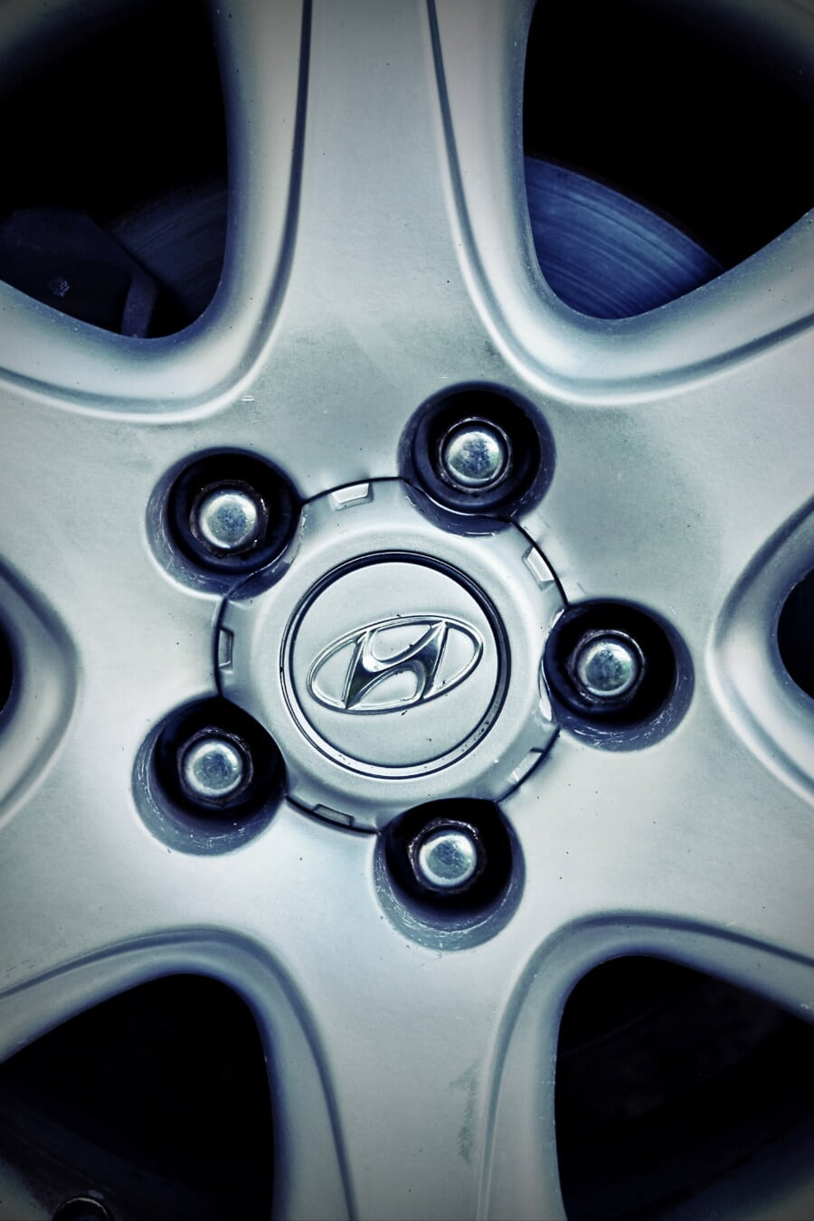 Aluminium, Legierung, glänzend, metallische, Felge, glänzend, Auto, Chrom, Rad, automotive