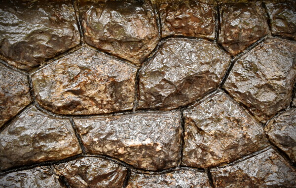 กำแพงหิน, หิน, ส่องแสง, โครงสร้าง, เนื้อ, อุปสรรค, หิน, รูปแบบการ, พื้นผิว, หยาบ