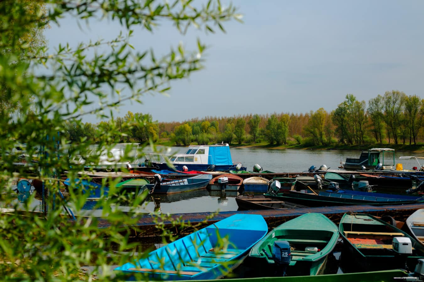 water, boat, lake, nature, summer, river, reflection, watercraft, pier, outdoors