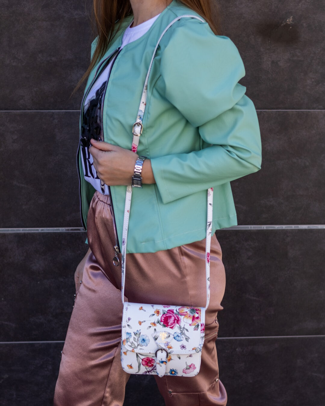 femme d'affaires, Outfit, attrayant, veste, sac à main, Jeans/Pantalons, femme, portrait, jeune fille, gens