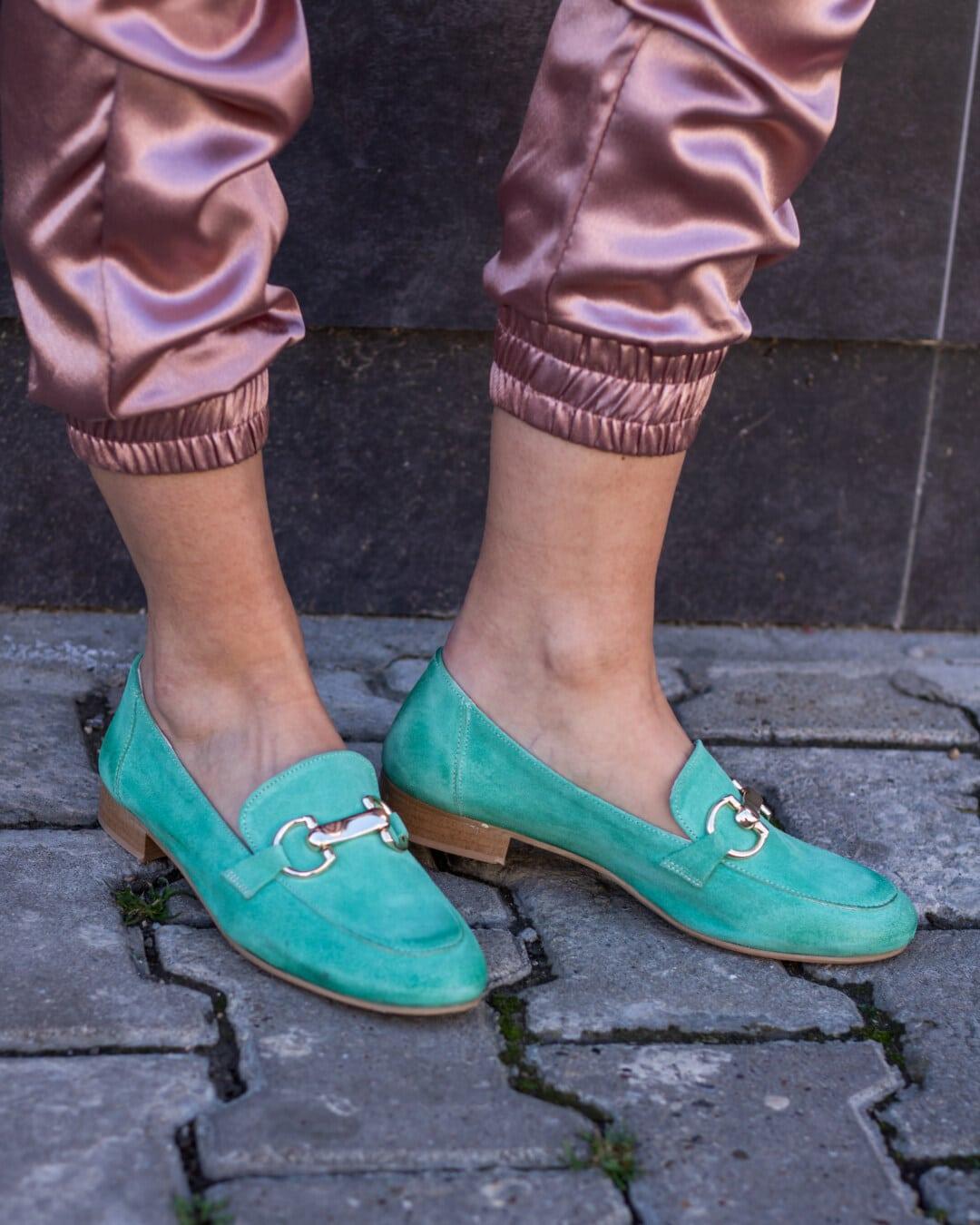 en cuir, chaussures, vert, jambes, jeune fille, chaussures, sandale, mode, femme, chaussure