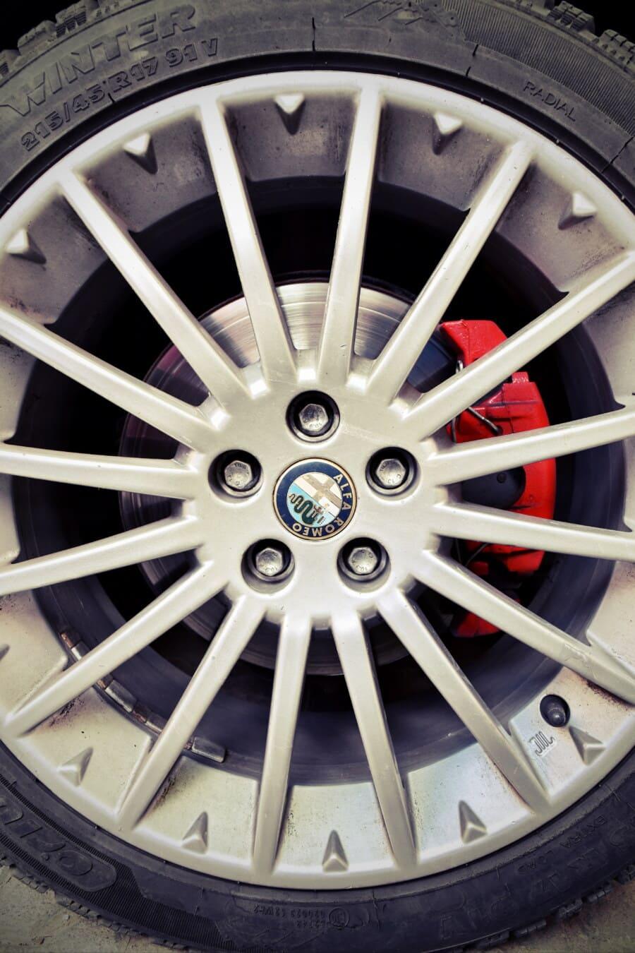 Alfa Romeo, Auto, Italien, Felge, Legierung, Aluminium, Luxus, Reifen, Rad, Gerät