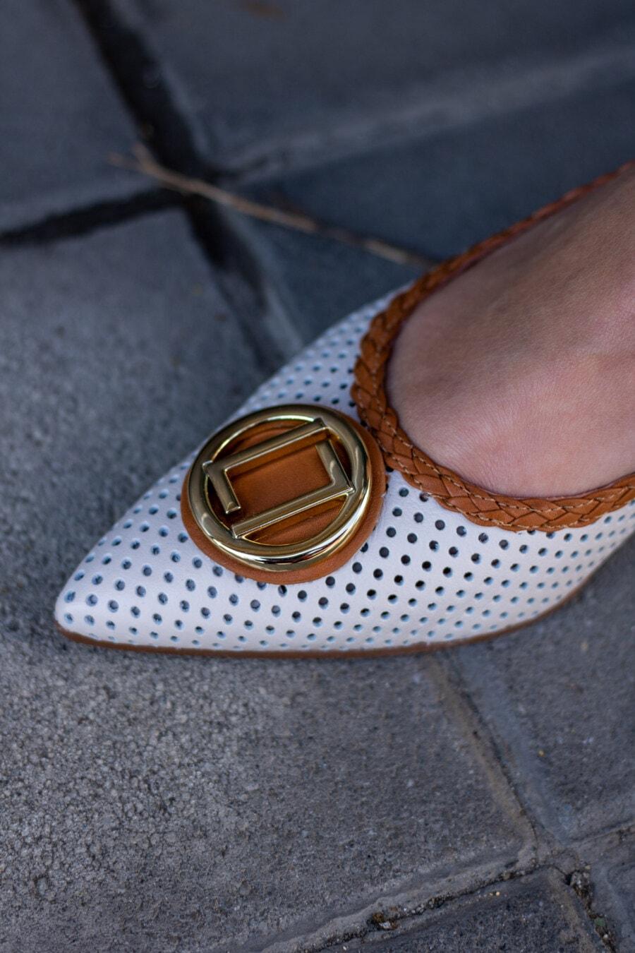 Сандал, крупным планом, золотой блеск, пряжки, элегантный, обувь, чистка обуви, Обувь, фут, моды