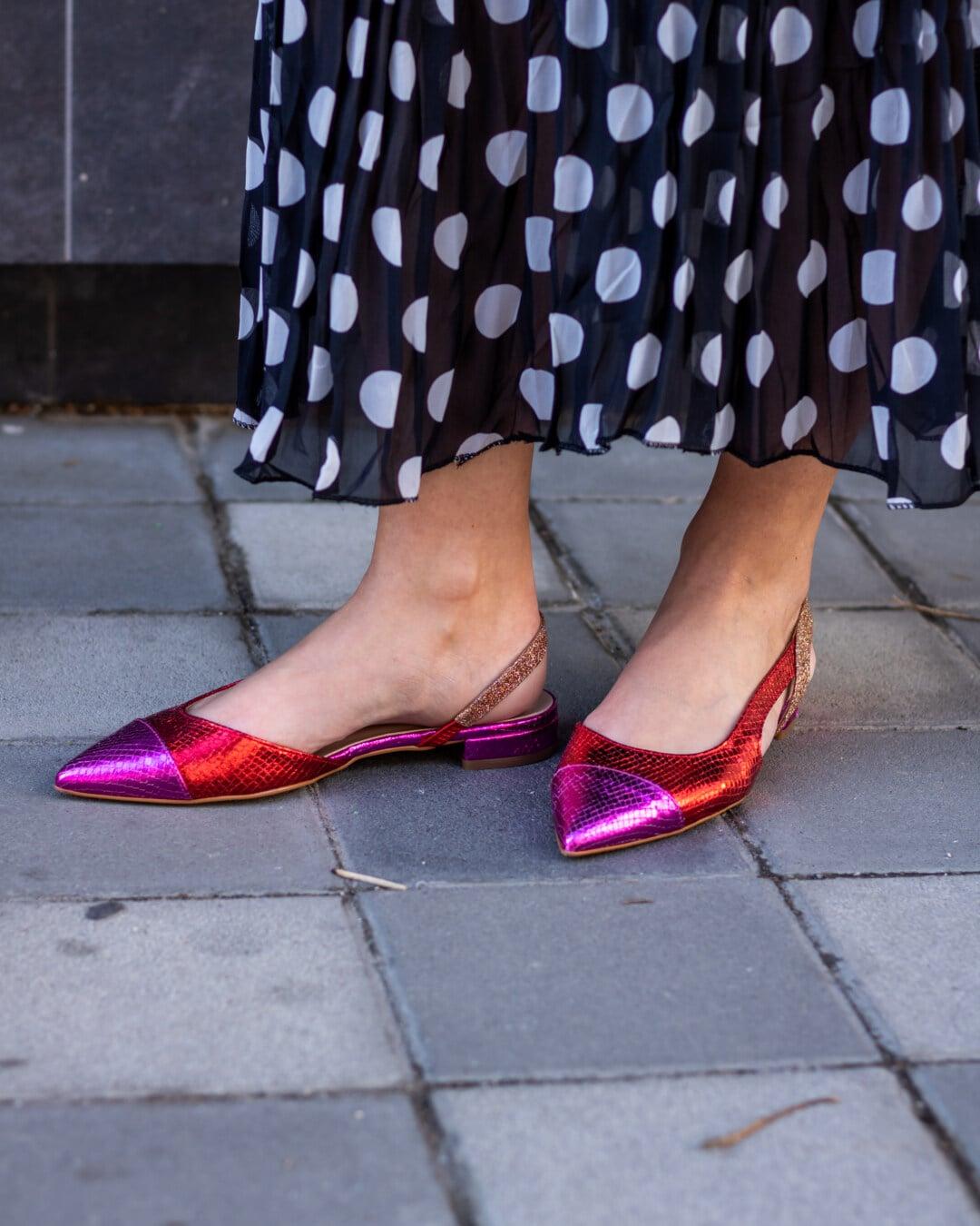 μαύρο και άσπρο, φούστα, Παπούτσια, λάμπει, ροζ, κοκκινωπό, πόδι, Οδός, παπούτσι, κορίτσι