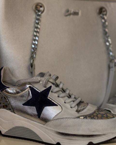 сяючий, глянцевий, Сумочка, Кросівки, модні, фантазії, шкіряні, мода, взуття, розкіш