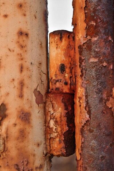 σκουριά, Χυτοσίδηρος, τερηδόνα, σωλήνα, υφή, παλιά, Σίδερο, βρώμικο, χάλυβα, μεταλλικά