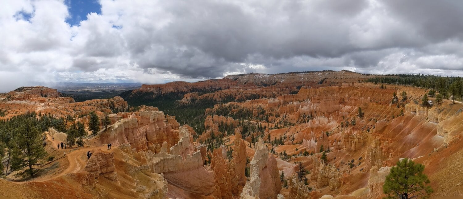 Panorama, majestueux, formation, nature sauvage, Roche, nature, parc, paysage, Canyon, national