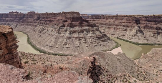 kanyon, folyó, geológia, táj, fenséges, nemzeti park, sivatag, sír, szikla, természet