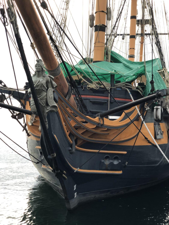 voilier, voile, navire, pirate, mer, eau, artisanat, embarcation, bateau, voile
