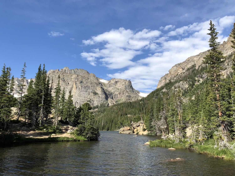 river, water, range, lake, nature, mountain, landscape, mountains, wood, outdoors