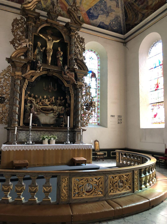 католическа, олтар, интериор, християнството, църква, структура, архитектура, религия, катедрала, сграда