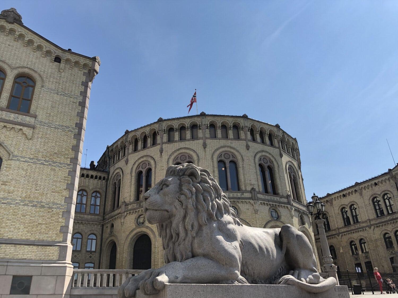 sculpture, Lion, marbre, Centre ville, paysage urbain, architecture, Ville, façade, bâtiment, religion