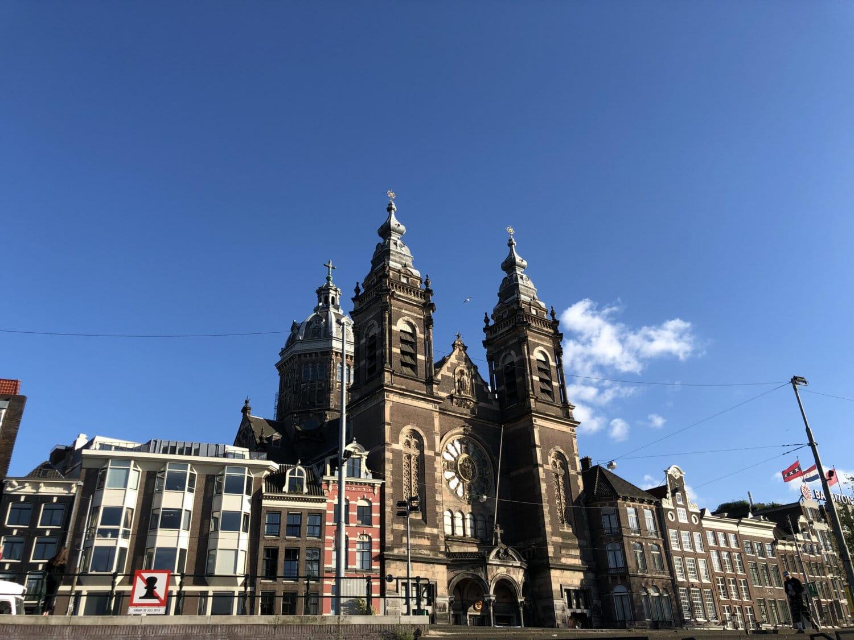 Stadtbild, kathedrale, Innenstadt, Architektur, Wahrzeichen, Kirche, Turm, Gebäude, alt, Stadt