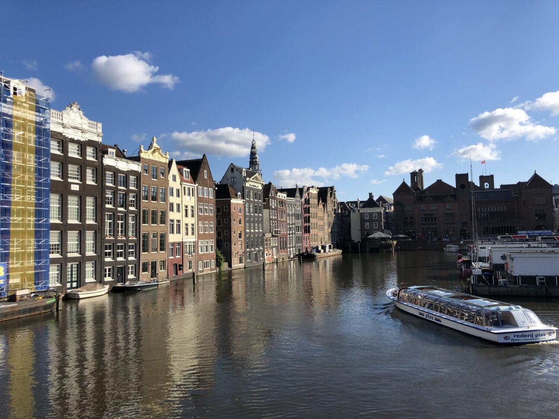 navire de croisière, attraction touristique, Centre ville, médiévale, bâtiments, paysage urbain, bâtiment, Front de mer, eau, Ville